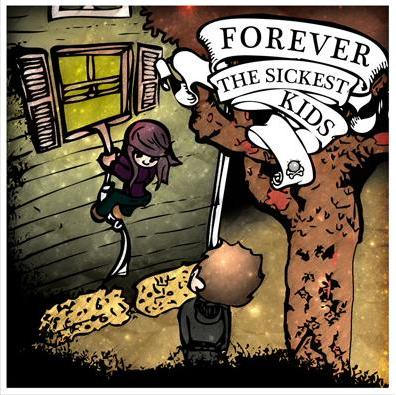 Forever The Sickest Kids album cover